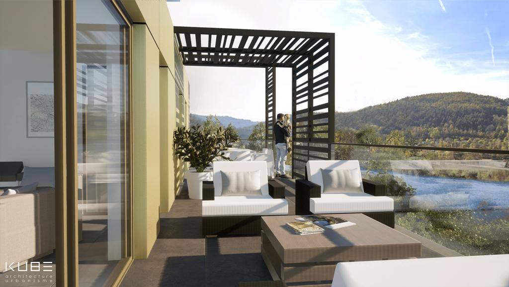 Zen Life terrasse