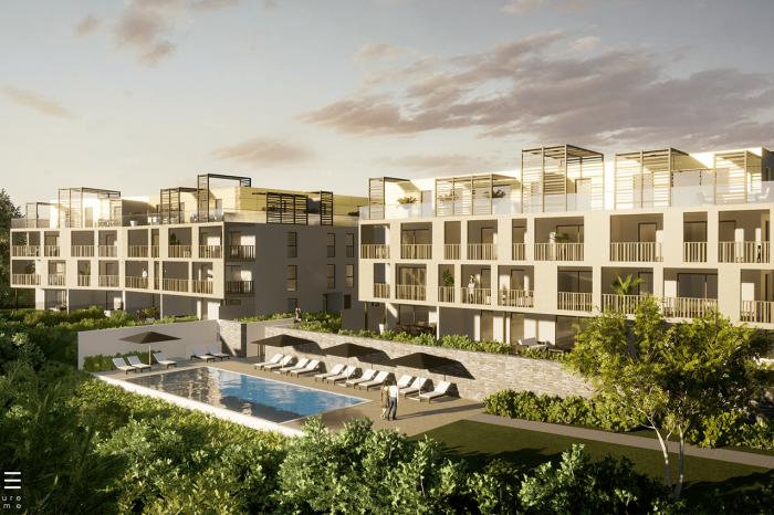 Zen Life piscine appartements